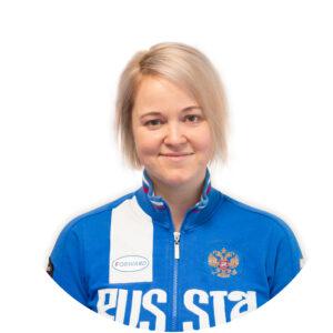 Дарья Михайловна ИВАНОВА