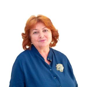 Лидия Васильевна КРЕСТИНИНА