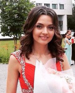 Александра Валерьевна ДМИТРИЕВА
